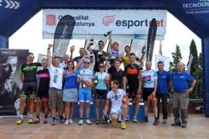 Girona Cycling Els Angels Hilll Climb Granfondo