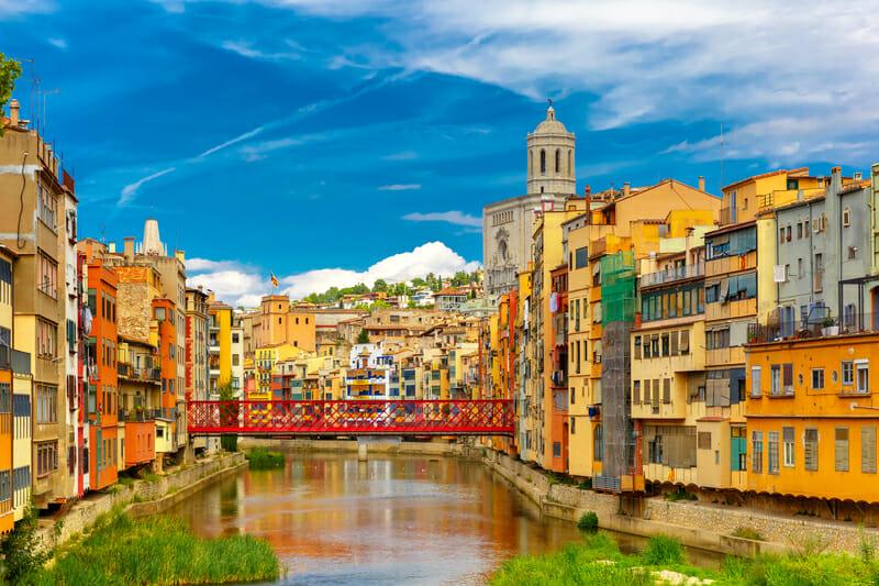 Girona Cycling Living in Girona