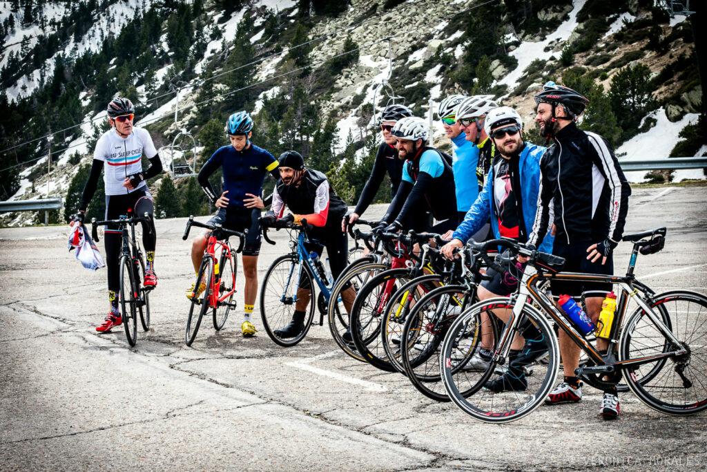 Vallter 2000 Pyrenees Girona Cycling