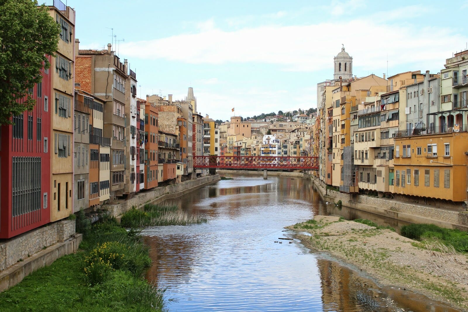 Girona City Centre Cycling