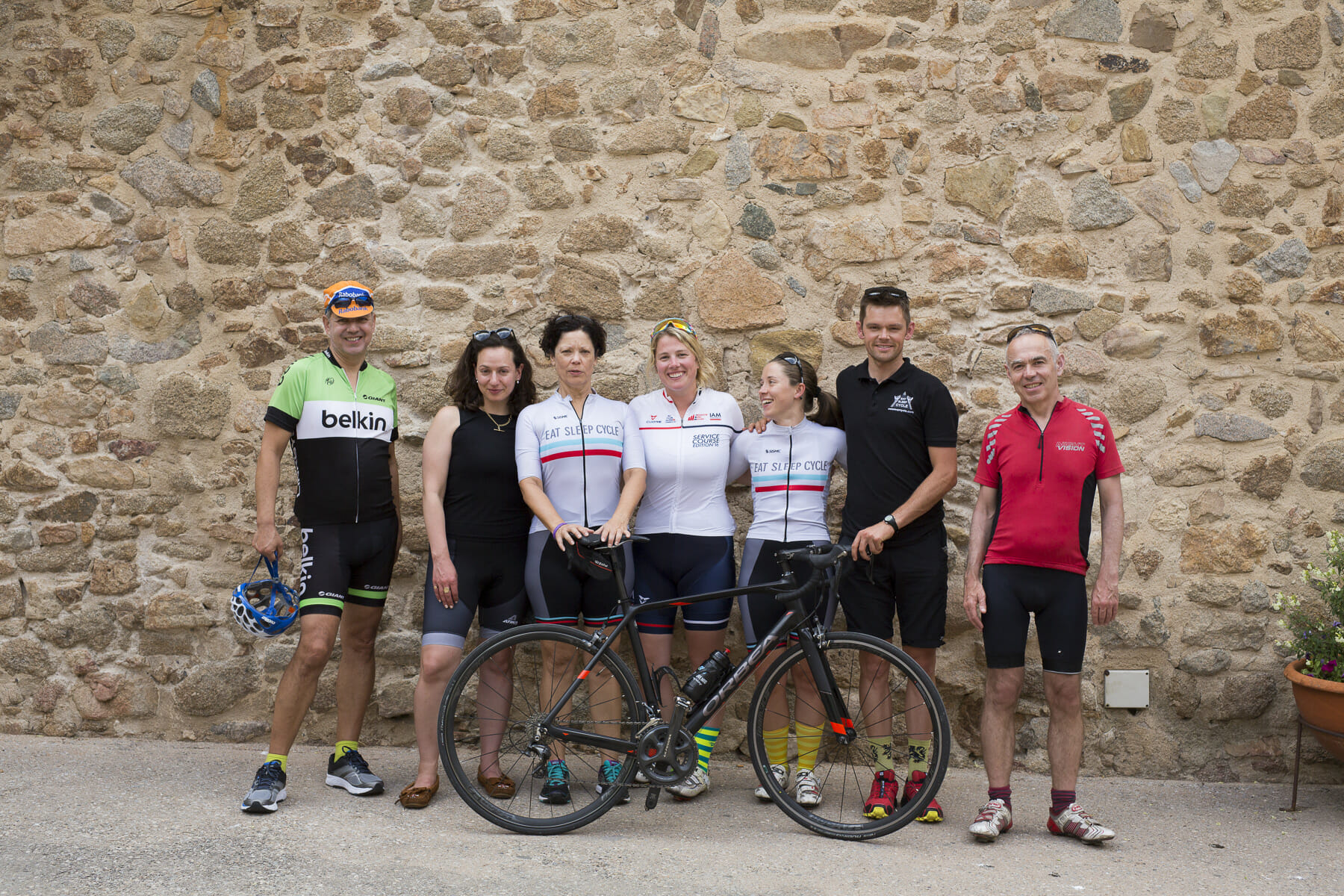 Girona food cycling tour