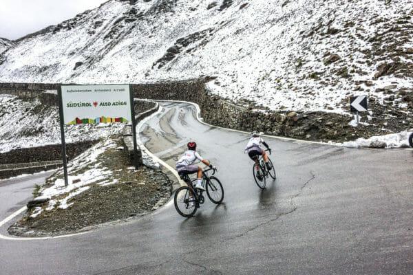 Passo Stelvio Cycling