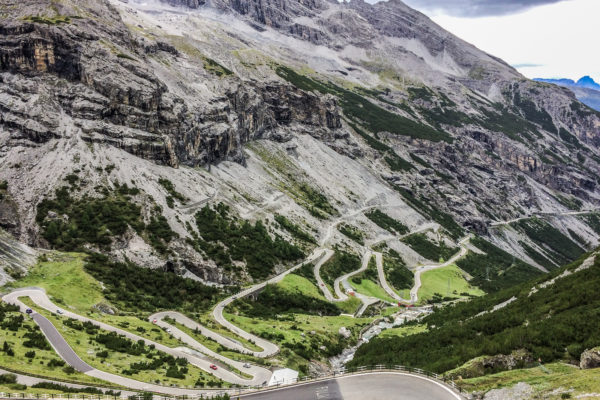 Dolomites Cycling Challenge Stelvio