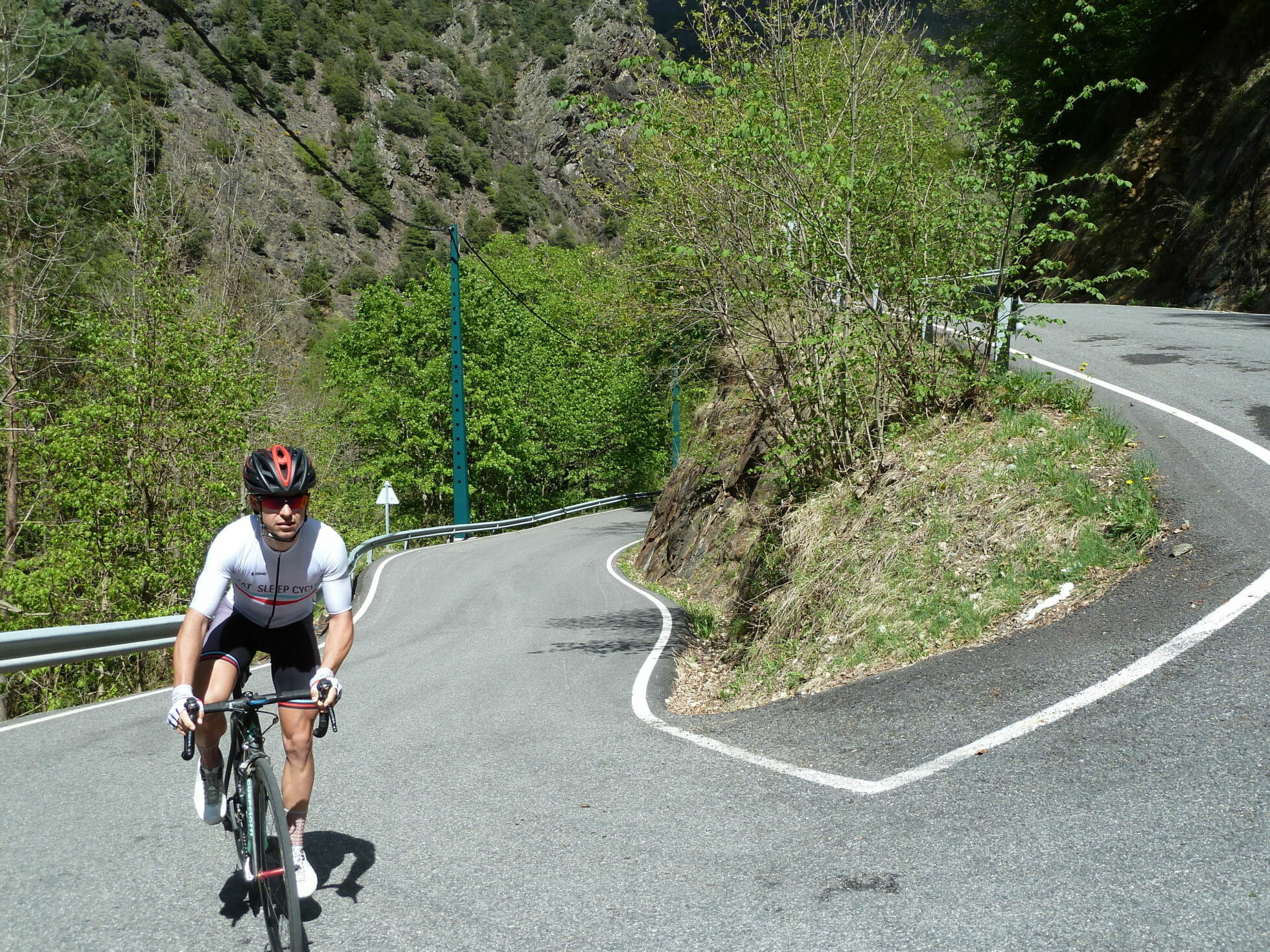 Andorra Cycling Vuelta