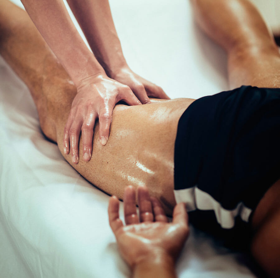 Refresh your body with a massage or get in top shape with a personal coaching plan