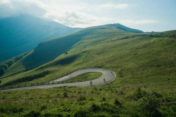 Pyrenees Cycling Tour de France