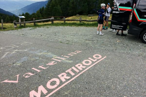 Italian Alps Cycling Mortirolo