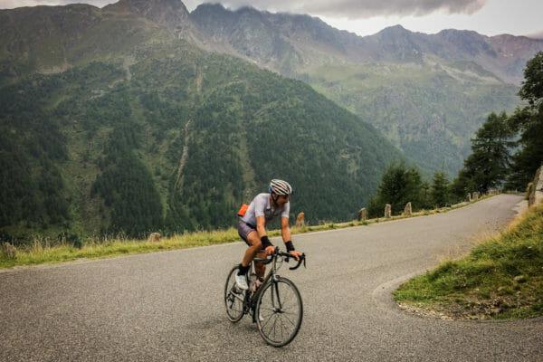 Dolomites Cycling Passo Gavia