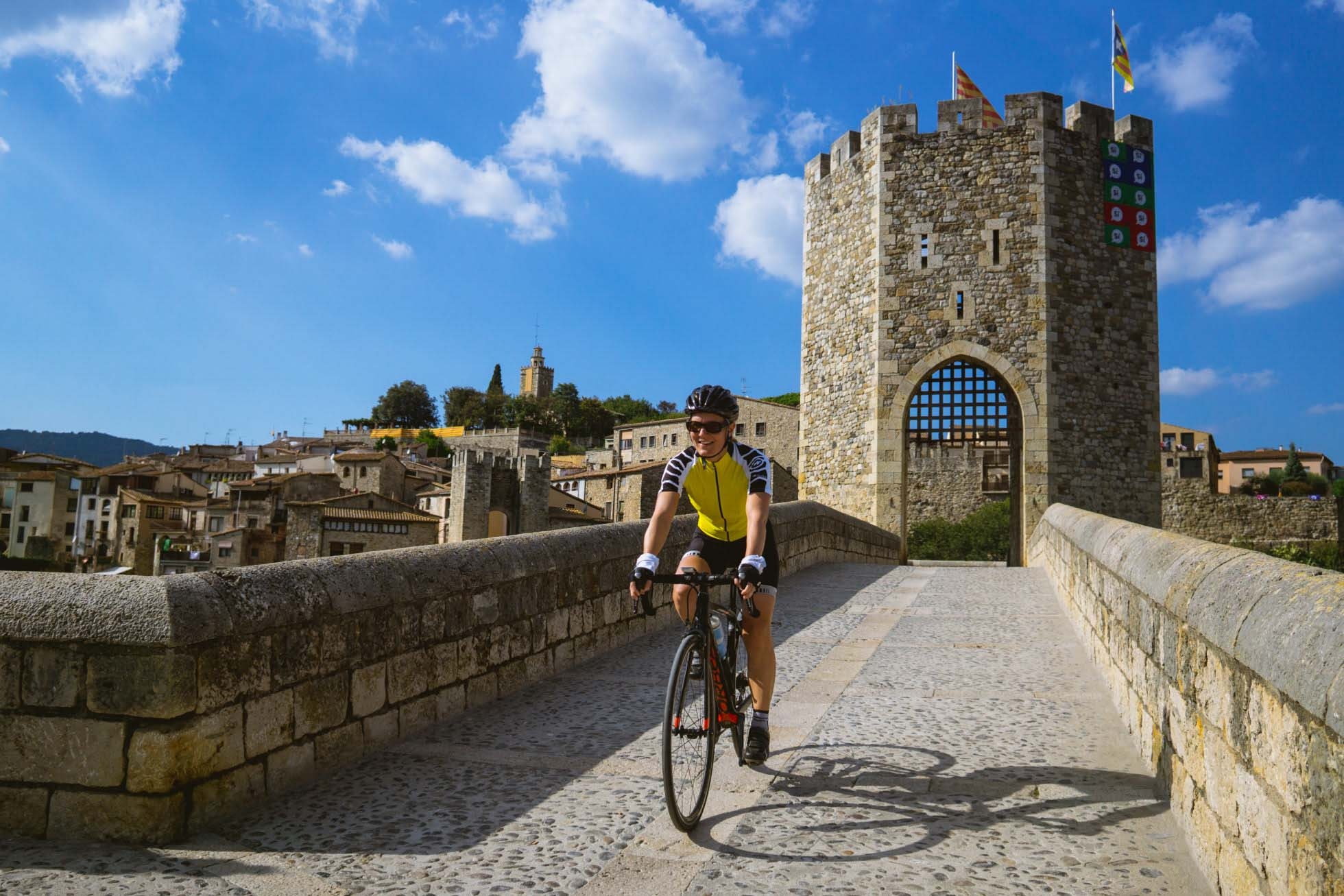 Self-Guiding Girona Cycling