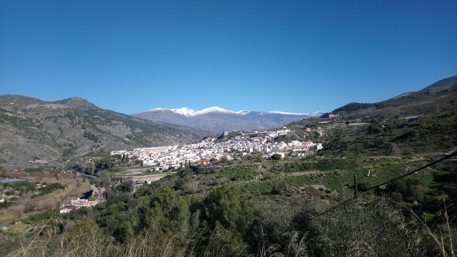 Andalucia Cycling Tour Sierra Nevada