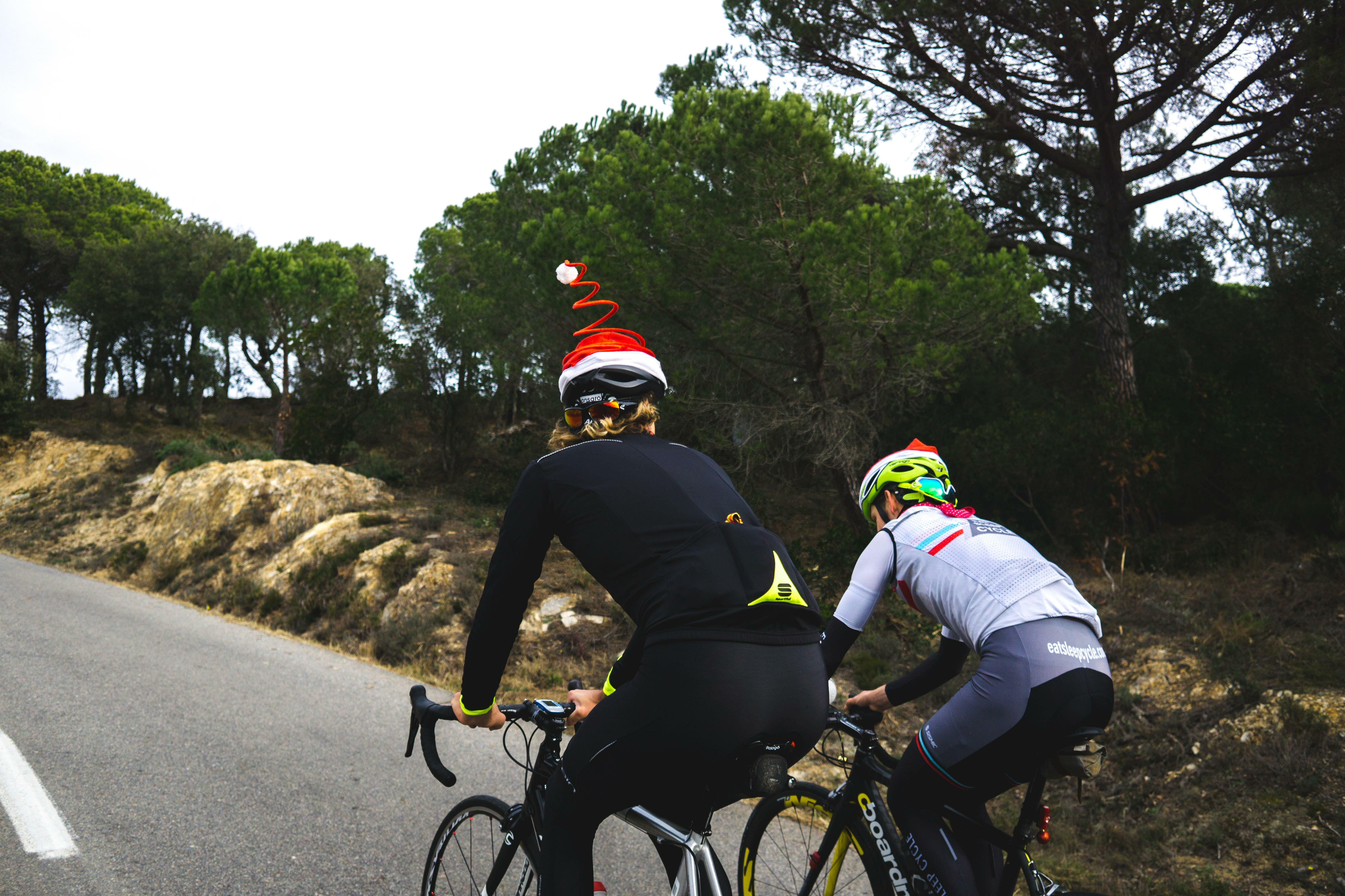 Christmas Cycling Holiday Spain