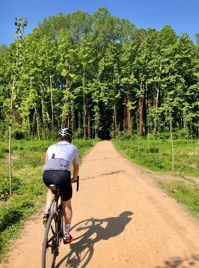 Gravel Cycling Girona Ridley Bike