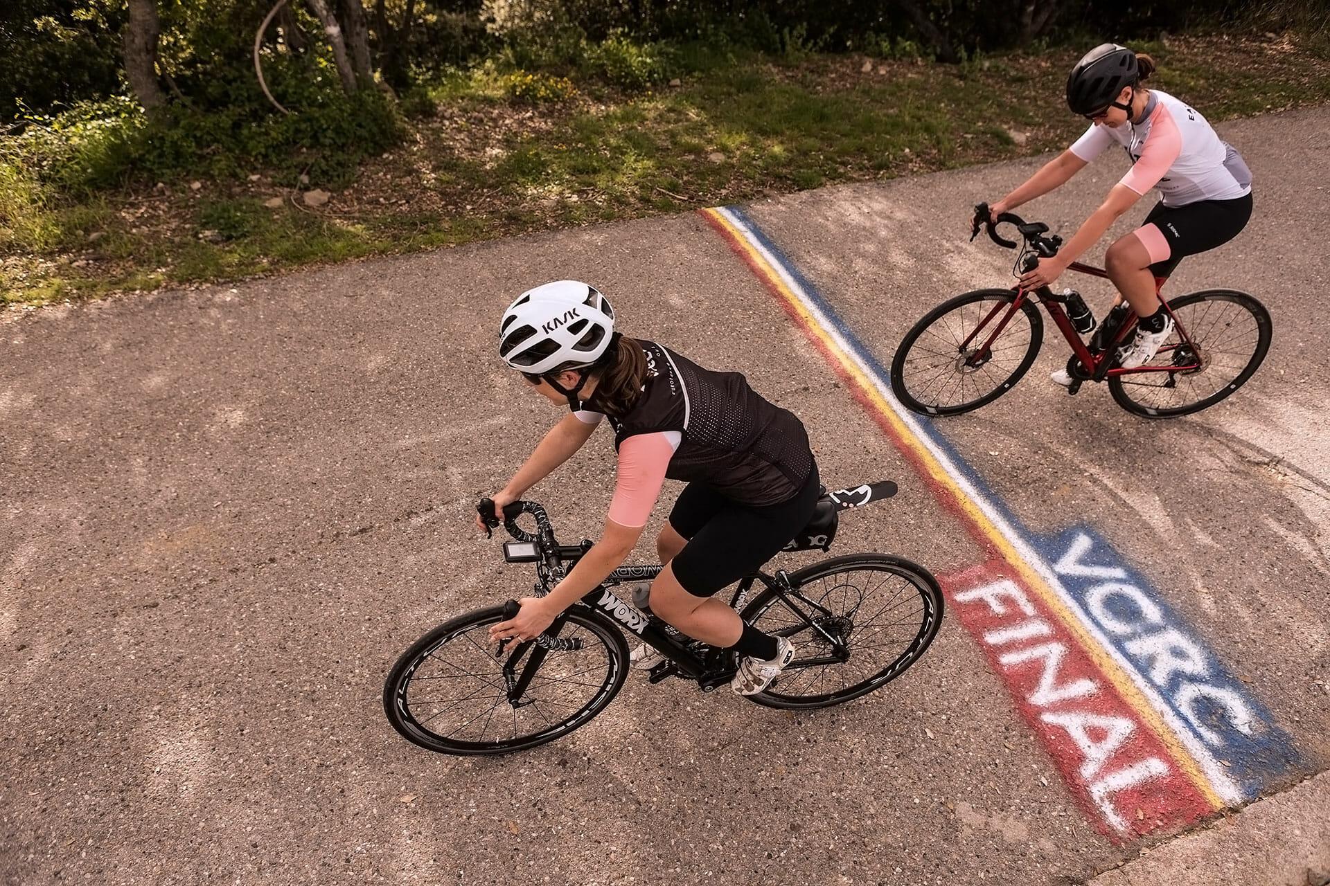 Girona Womens Cycling Camp