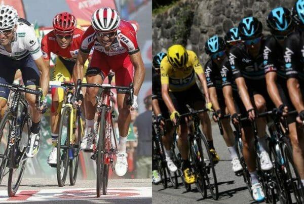 Vuelta vs Tour de France