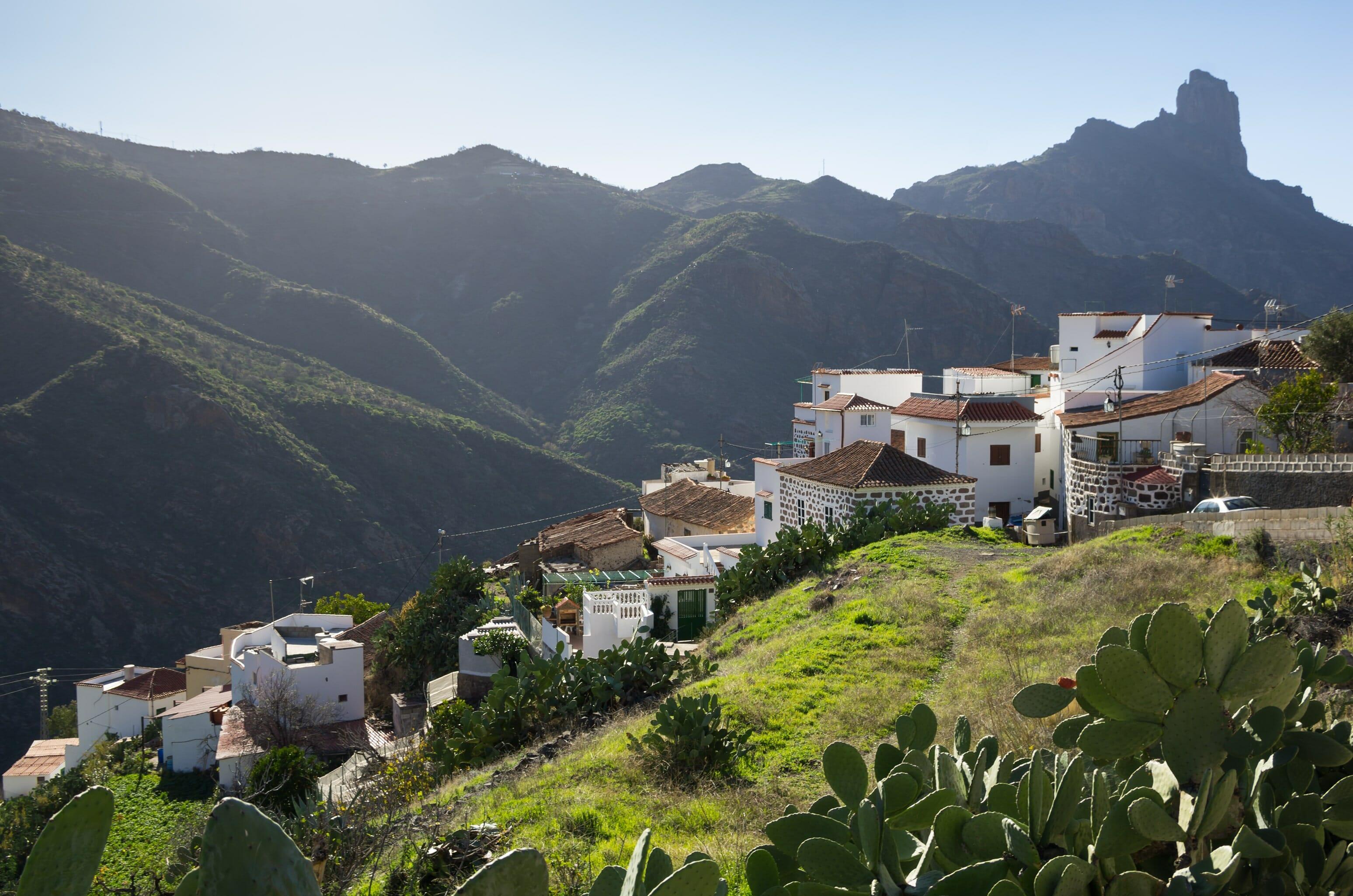 Tejeda Gran Canaria Cycling