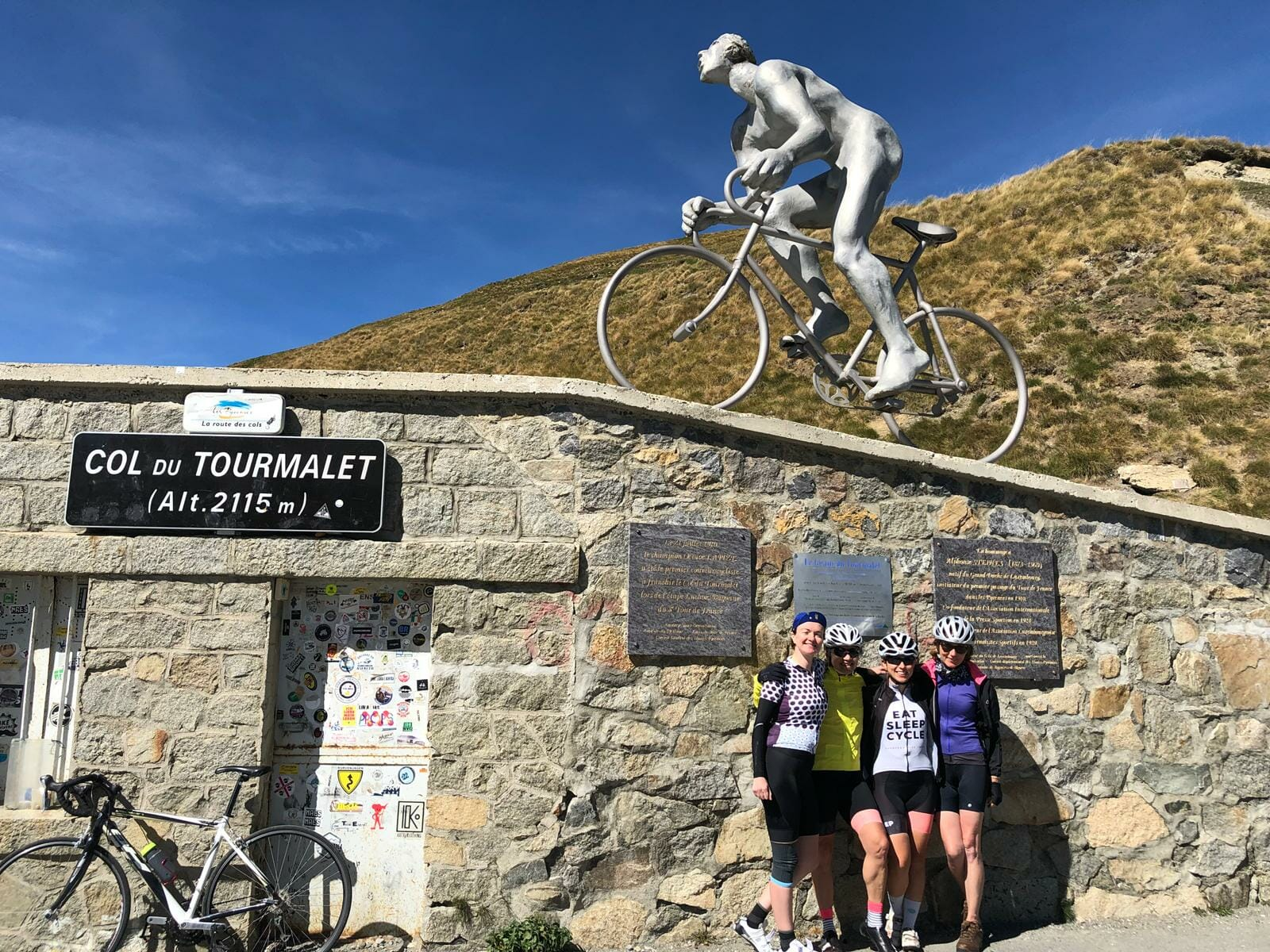 Tourmalet Womens Cycling