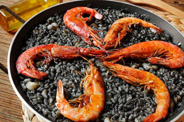 Pirinexus-Cycle-Tour-Spanish-arroz-negro-Costa-Brava