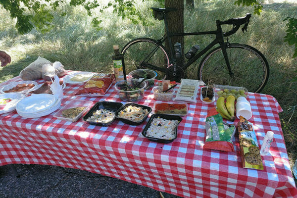Food-and-Accommodation-Trans Pyrenees-Cycling-Tours