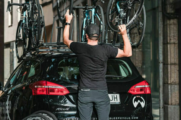 Ride support- Trans Alps challenge- Cycling tour