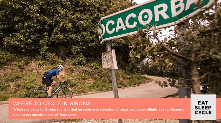 Where to Cycle in Girona - Eat Sleep Cycle