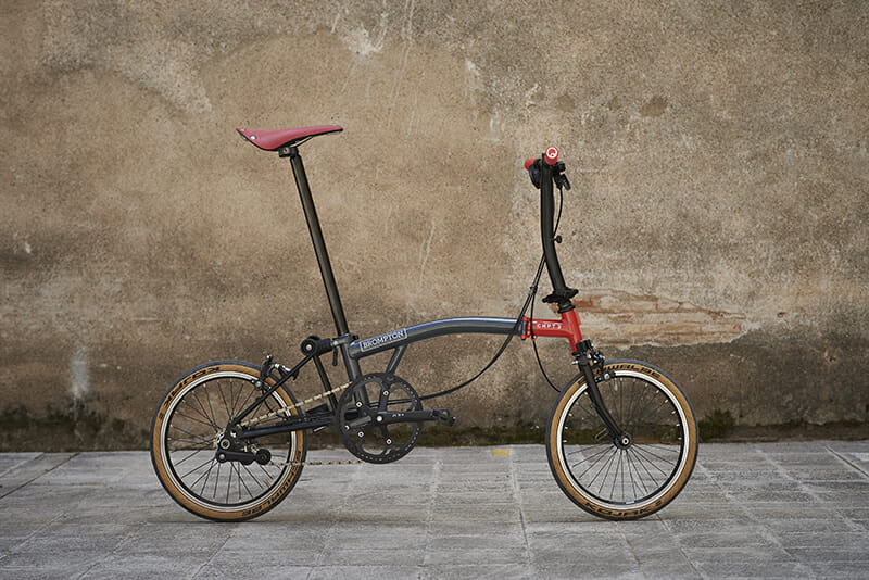 Brompton bike hire Girona