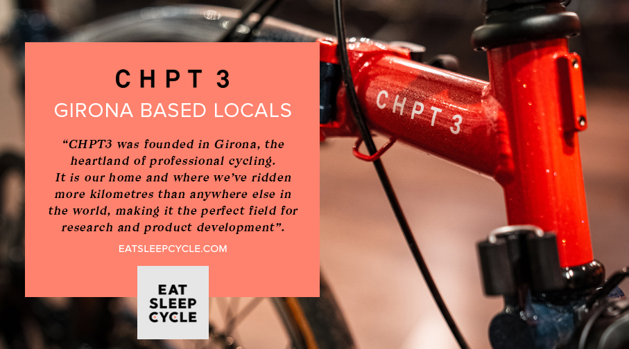 CHPT3 Bike Gear - Based in Girona