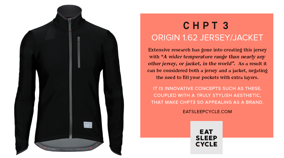 CHPT3 Origin 1.62 Jersey Jacket - Eat Sleep Cycle