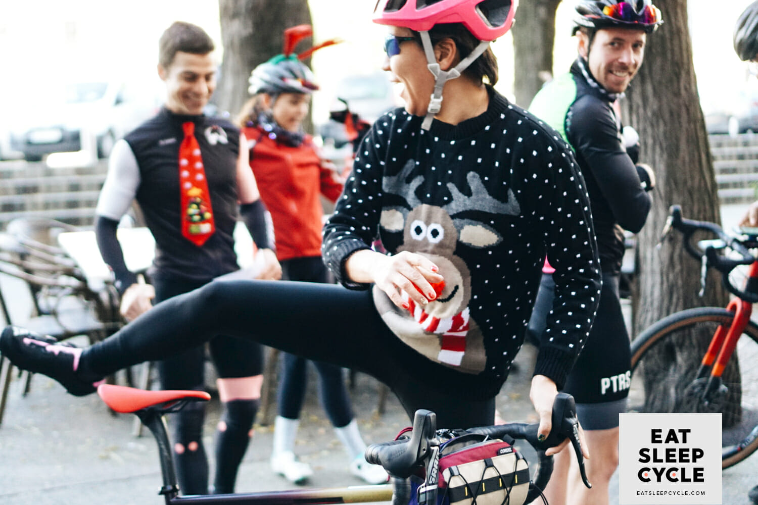 Christmas Cycle 2018 - Eat Sleep Cycle Girona - 14