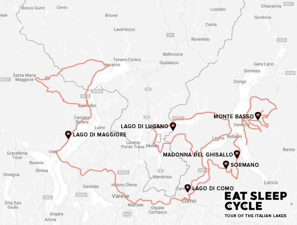 Eat-Sleep-Cycle-Map-Italian-Lakes-Tour-Cycling-Tour-Italy-Europe