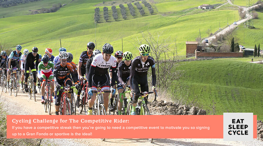 Cycling Challenge for Competitive Cyclists - Eat Sleep Cycle Girona