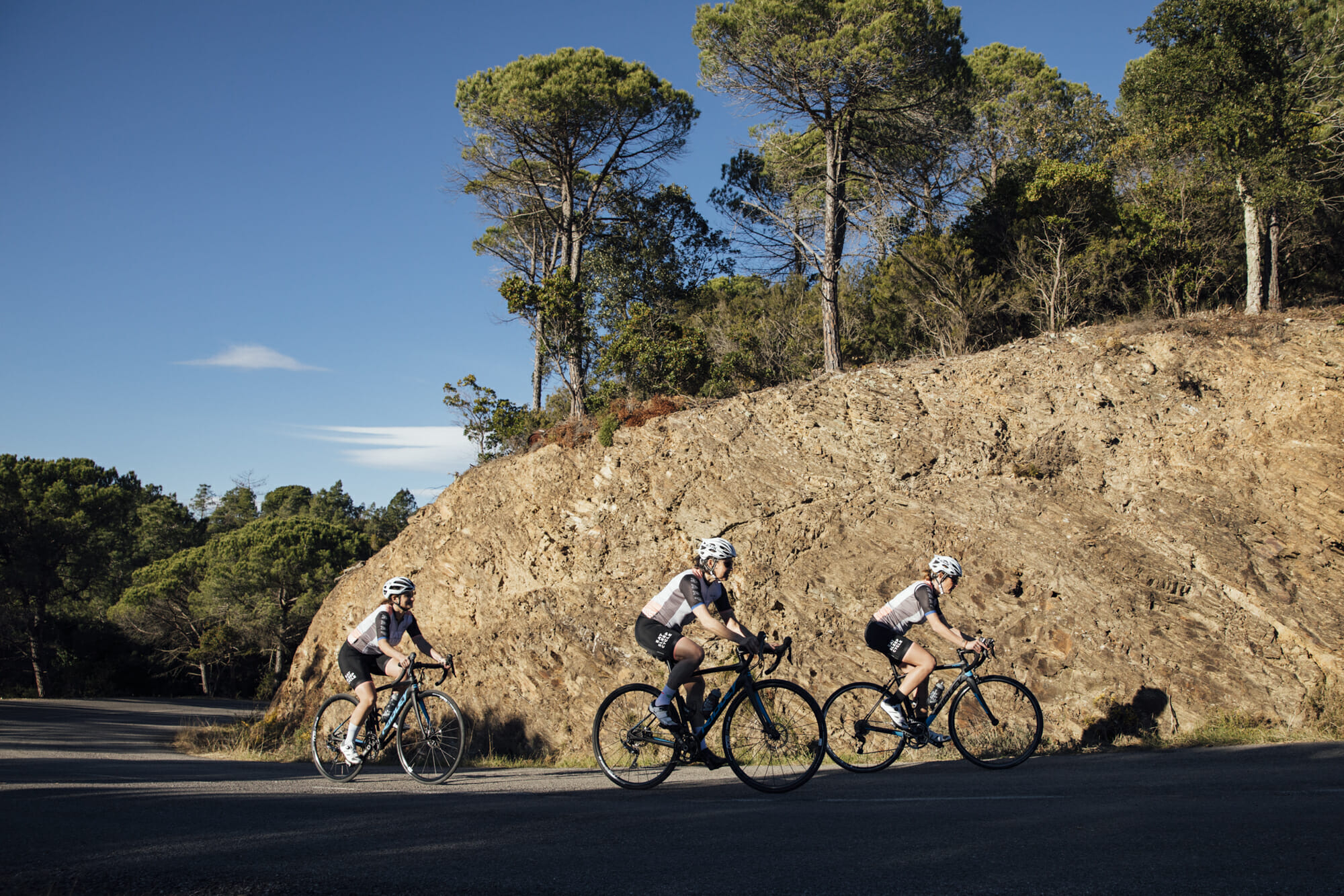 Womens specific cycling tour in Girona, Europe