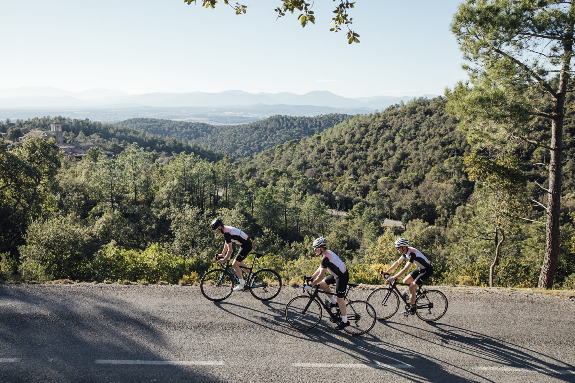 Girona Classic Climbs Cycling Tour