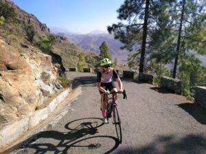 Gran Canaria Climb to Soria