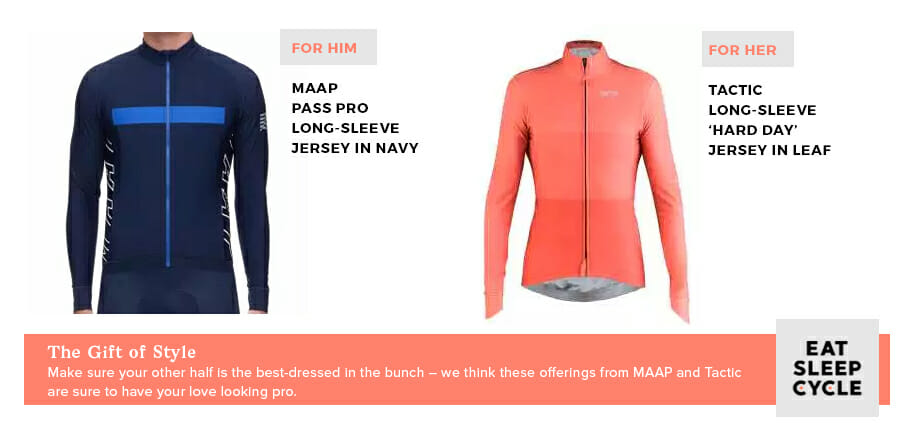 The Gift of Style - Valentine's Day Gifts for Cyclists - Eat Sleep Cycle
