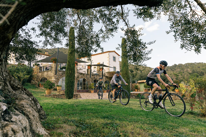 Custom cycling tour in Girona, Spain