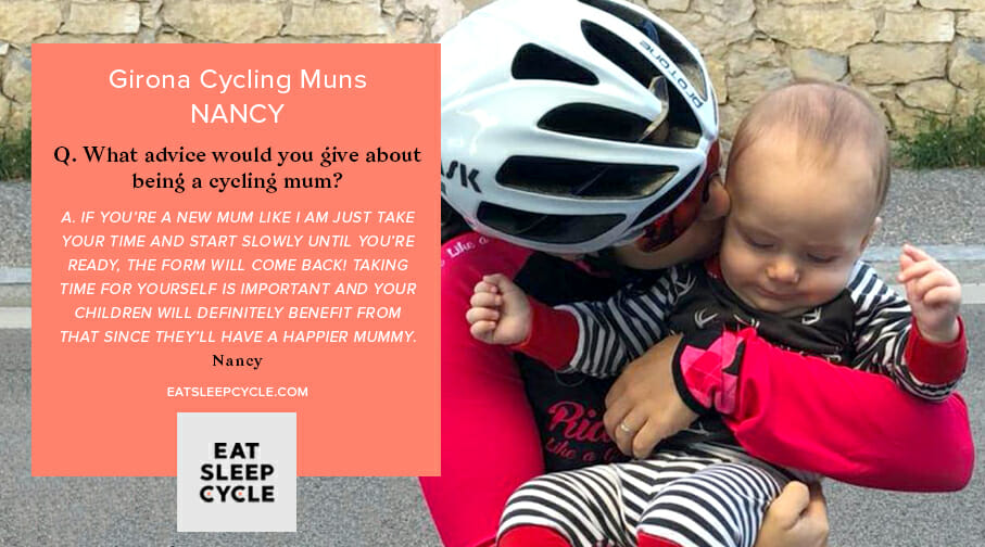 Girona Cycling Mums - Nancy - Mothers Day Gift Ideas - Eat Sleep Cycle