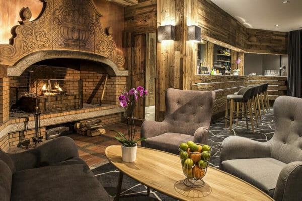 Hotel Pic Blanc Alpe Du Huez Bar-2