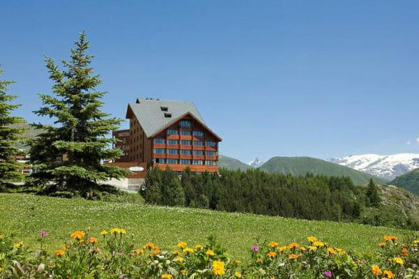 Hotel Pic Blanc Alpe Du Huez Location