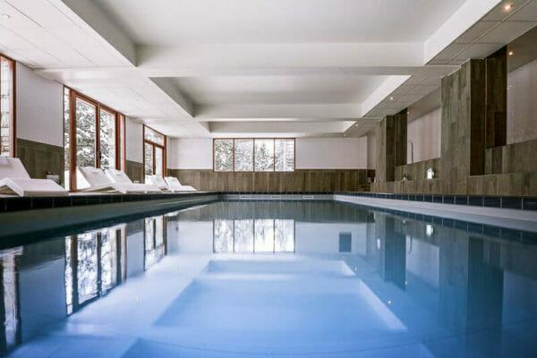 Hotel Pic Blanc Alpe Du Huez Pool-2