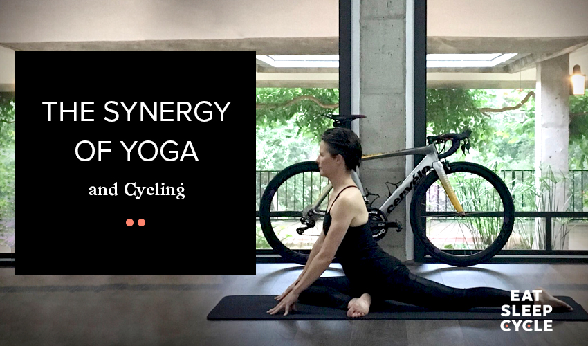 The Synergy of Yoga and Cycling - Eat Sleep Cycle