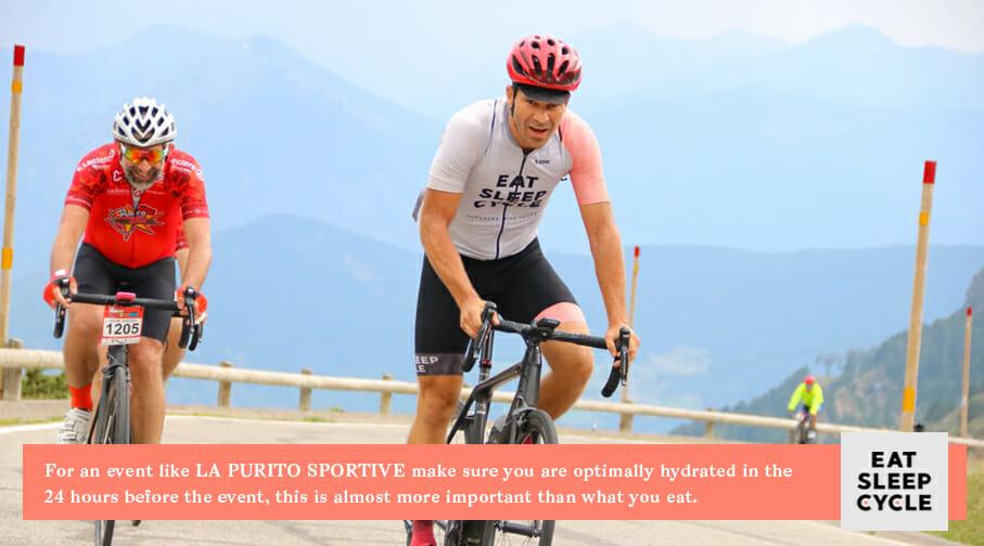 Nutrition for Cyclists - La Purito Sportive - Eat Sleep Cycle Girona