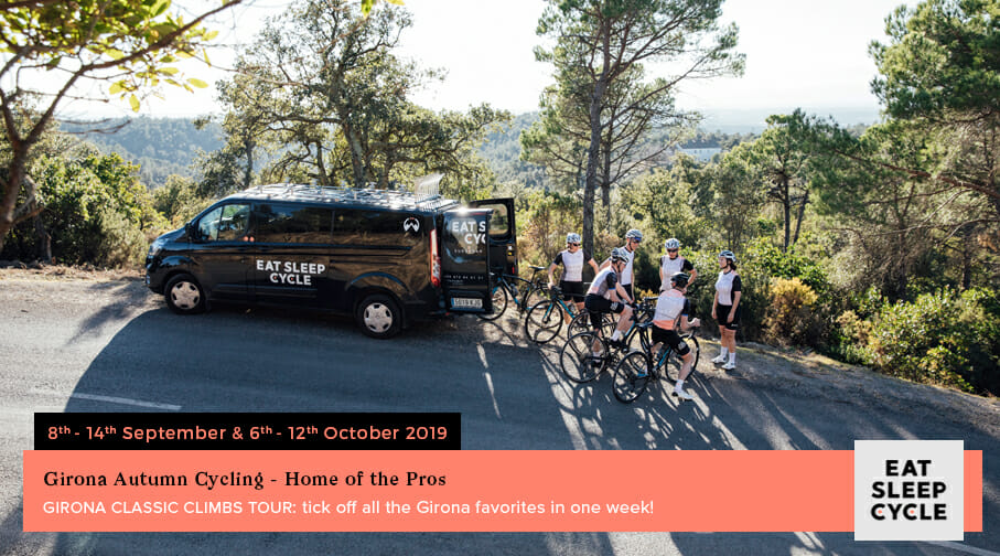 Girona Autumn European Cycling Tour