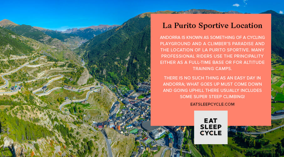 La Purito Sportive Location - Cycling Challenges Europe