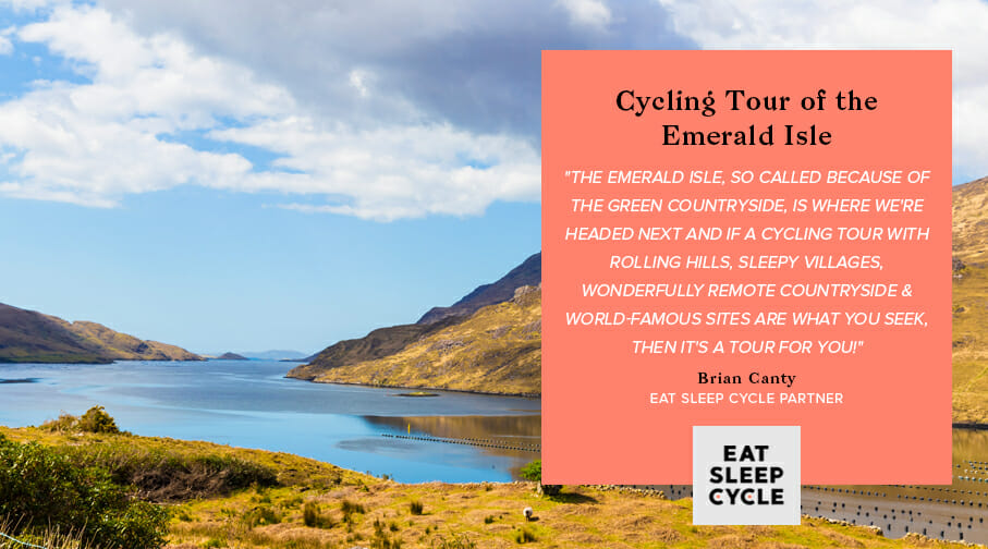 The Beauty of Cycling in Ireland - West Coast of Ireland Cycling Tour