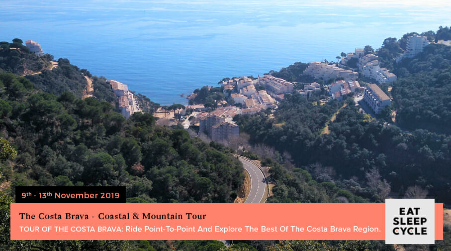 Top European Autumn Cycling Destinations - Costa Brava