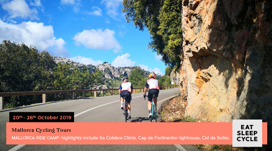 Top European Autumn Cycling Destinations - Mallorca