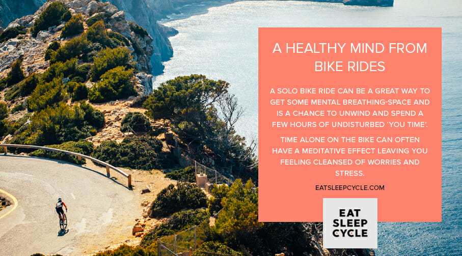 Cycling & Well-Being - A Healthy Mind From Bike Rides