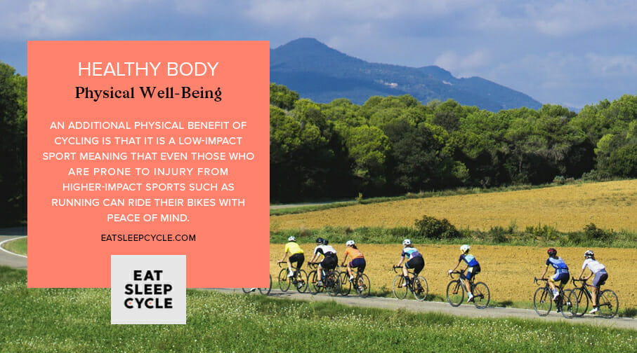 Cycling & Well-Being - Healthy Body