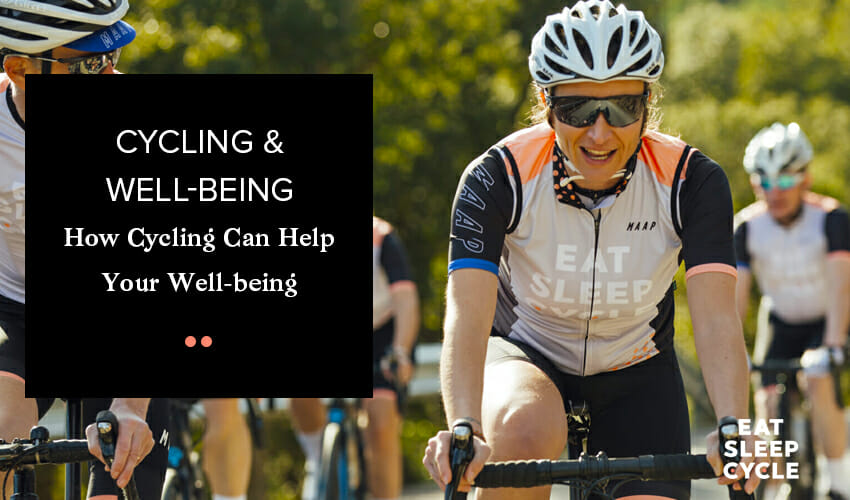 Cycling & Well-Being- How Cycling Can Help Your Well-being