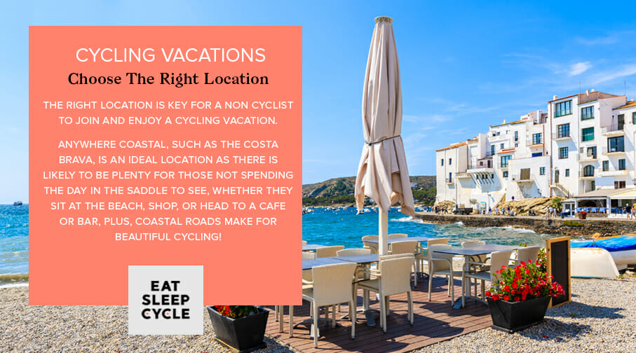 European Cycling Vacations - Choosing The Right Location - Eat Sleep Cycle Girona